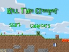 Minecraft Kill The Creeper Sarmaşık Öldür