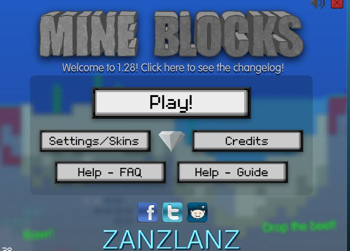 Image Mine Blocks 128